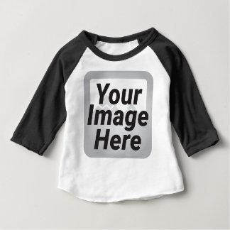 Sonnenblume-Meerblick Baby T-shirt