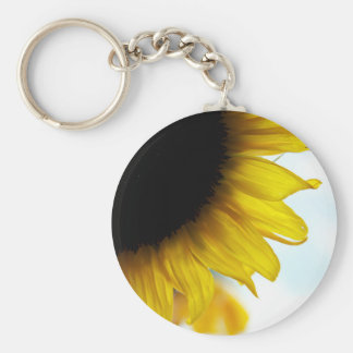 Sonnenblume Schlüsselanhänger