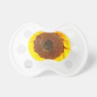Sonnenblume Schnuller