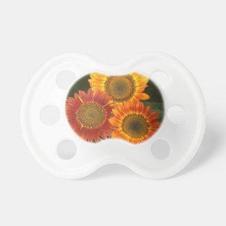 Sonnenblume-Schnuller 0-6 Monate Baby Schnuller