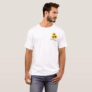 Sonnenblume-Traumgewürz T-Shirt