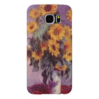 Sonnenblumen durch Claude Monet