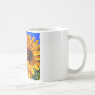 Sonnenblumen Kaffeetasse