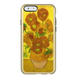 Sonnenblumen Van Gogh fünfzehn in einer Incipio Feather® Shine iPhone 6 Hülle
