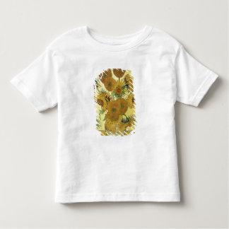 Sonnenblumen Vincent van Goghs |, 1888 Kleinkinder T-shirt