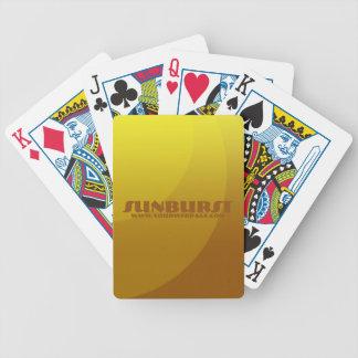Sonnendurchbruch Bicycle® Poker-Spielkarten Bicycle Spielkarten