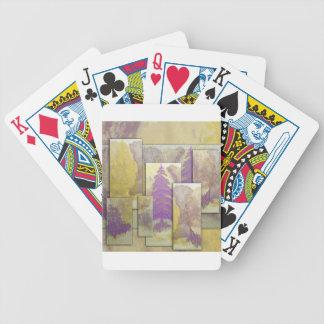 Sonnenlicht-Tanzen Spielkarten