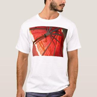 Sonnenschirm-Licht T-Shirt