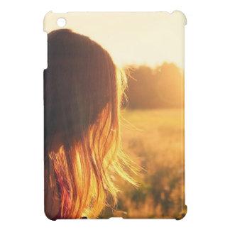 Sonnenuntergang Babygirl Hüllen Für iPad Mini