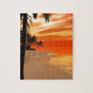 Sonnenuntergang Puzzles