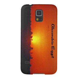 Sonnenuntergang über Alexandria Ägypten Samsung Galaxy S5 Cover