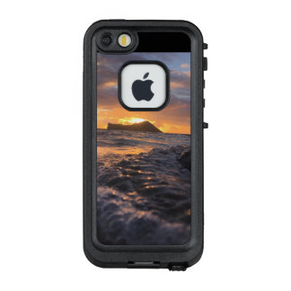 Sonnenuntergangtelefonkasten LifeProof FRÄ' iPhone SE/5/5s Hülle