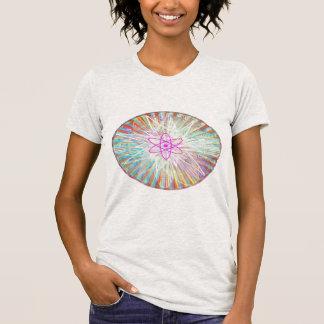 Soul-Power: Sonnenenergie-künstlerischer Entwurf T-Shirt