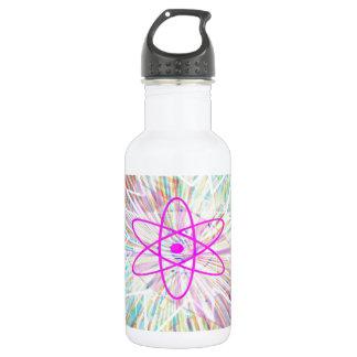 Soul-Power: Sonnenenergie-künstlerischer Entwurf Trinkflasche