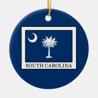 South Carolina Keramik Ornament