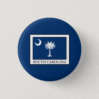 South Carolina Runder Button 2,5 Cm