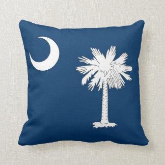 South- CarolinaStaats-Flaggen-Amerikaner MoJo Kissen