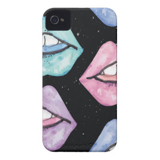SPACE LIPS Case-Mate iPhone 4 HÜLLE