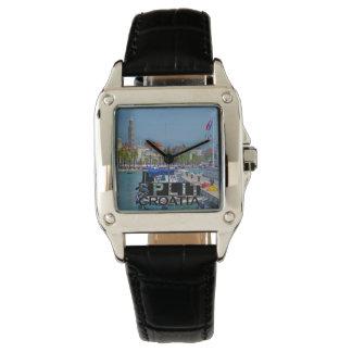 Spalte Armbanduhr