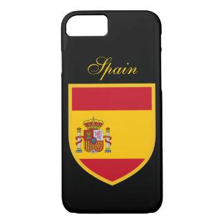 Spanien-Flagge iPhone 8/7 Hülle