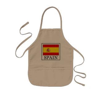Spanien Kinderschürze