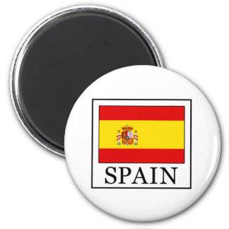 Spanien Runder Magnet 5,7 Cm