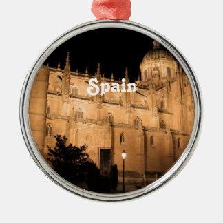 Spanien Silbernes Ornament