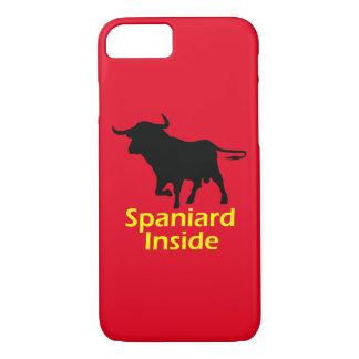 Spanier Stier iPhone 8/7 Hülle