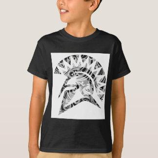 Spartanischer Hauptentwurf T-Shirt