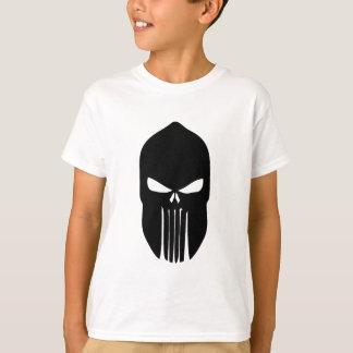 Spartanischer Schädel T-Shirt