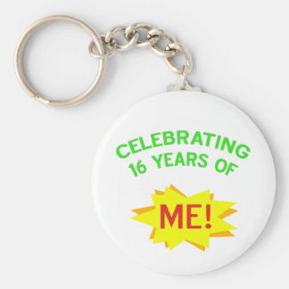 Spaß-16. Geburtstags-Geschenk-Idee Schlüsselband