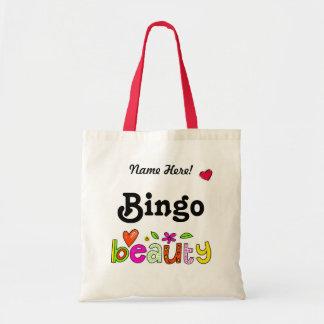 Spaß-Bingo personifizieren Tragetasche
