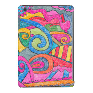 Spaß-buntes Entwurf iPad Miniretina-Kasten iPad Mini Retina Schalen
