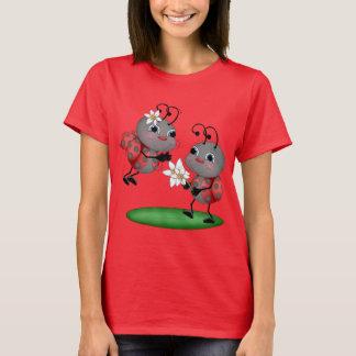 Spaß-Insekten-T - Shirt der