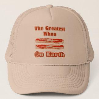 Speck: Das bestste Whoa auf Erde Truckerkappe