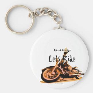 Speiche und sie hörten Schlüsselkette est 2011® Schlüsselanhänger