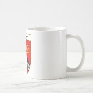 Spencer-Wappen/Familienwappen Kaffeetasse
