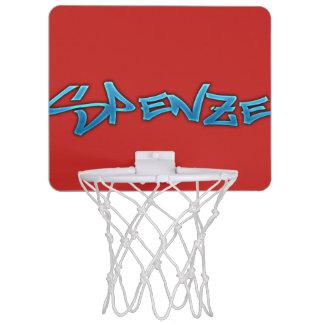 Spenze MiniBasketballkorb Mini Basketball Netz