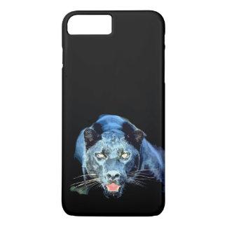 Spezielle schwarzer Panther-Jaguar iPhone 7 iPhone 7 Plus Hülle