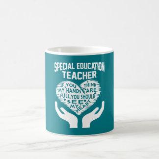 Spezieller Bildungs-Lehrer Tasse