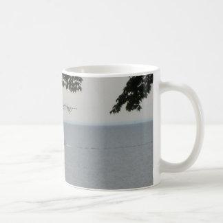 Spielen auf den sechs Schnüren--- Kaffeetasse