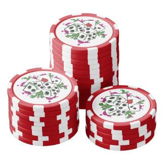 Spieler Pokerchips