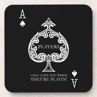 Spieler-Untersetzer Untersetzer