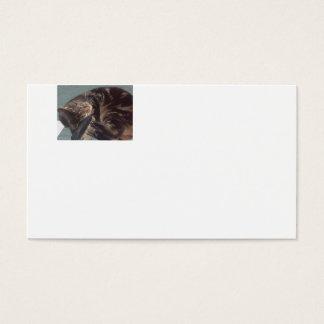 Spielerische DavestandardVisitenkarten (100 Satz) Visitenkarte