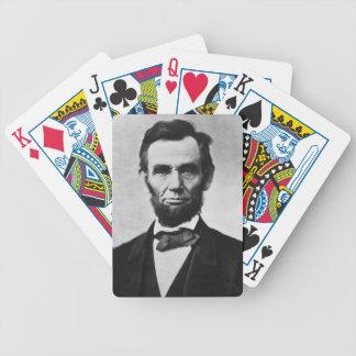 Spielkarten Abraham Lincolns