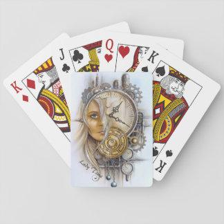 Spielkarten Damen-Time