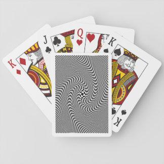 Spielkarten der Illusion