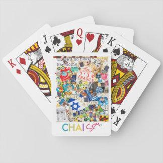 Spielkarten Israels