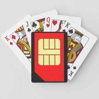 Spielkarten Sim Karte