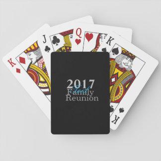 Spielkarten Teel Familie Wiedersehen 2017